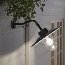 Outdoor Licht Flagstaf E27 60 W Groen Inspire Buitenmuur