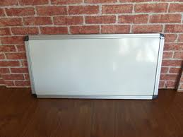 whiteboard for home office. NOBO Small Office/Home White Board - 80cm X 40cm Whiteboard For Home Office N