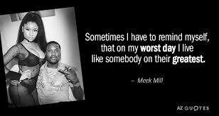 Meek Mill Quotes About Love