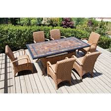 protector 6 seater rectangular patio set cover 270cm ref w1208