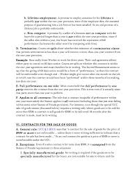 Written Document Outlining A Contract | Best Essay Writers Are At ...