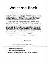 Parent Letters Welcome Winter Break Thank You End Of Year Upper