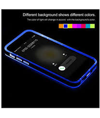 Iphone Light Cover Apple Iphone 5s Glow In Dark Cover By Ipaky