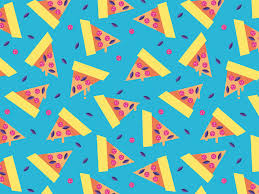 Illustrator Pattern Stunning How To Make A Colorful Pizza Pattern In Adobe Illustrator