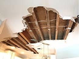 leak in ceiling repair