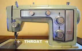 Long Throat Sewing Machines
