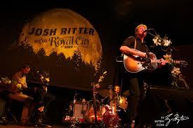 Josh Ritter Lights Lyrics Josh Ritter The Royal City Band July 16th Chautauqua Barn