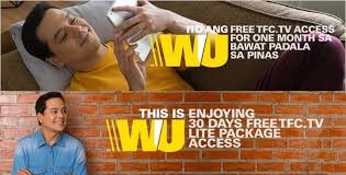 30-day In Western New Package Promotion Lite Tfc Offer tv Union To