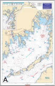 Buzzards Bay And Nantucket Sound Nautical Chart