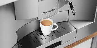 Thermador BICM24CS 24 Built in Coffee Maker