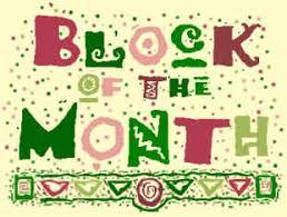 Free Quilt Block of the Month Quilt Pattern from Victoriana Quilters & Free Quilt Block of the Month Pattern Adamdwight.com