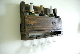wall wine glass holder shower