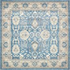 8 x 8 square rug 8 square rug light blue 8 x 8 square rug area
