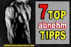 Endlich kein Schwabbeln mehr: Mit zehn Tipps werden Sie nervigen