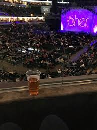 Bankers Fieldhouse Concert Seating Chart Perfect Seats In The Balcony Picture Of Bankers Life