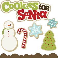 cookies for santa clip art. Brilliant Cookies In Cookies For Santa Clip Art O