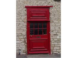 double white door texture. Popular Double White Door With Wooden Single Red Texture 0