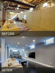 basement remodels before and after. Exellent And Before And After Basement Remodeling  Sebring Services In Remodels And O