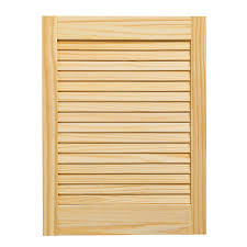 slatted doors. Wickes Internal Closed Louvre Door Pine 610 X 457mm Slatted Doors E