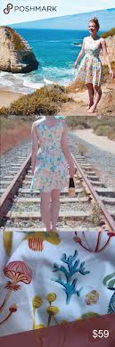 Fit And Flare Dress Fit And Flare Dress With A Lite V Worn
