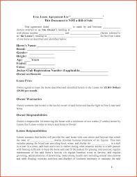 Free Printable Rental Agreement Form Free Printable Lease Agreement 24 Png Sponsorship Letter Rental 10
