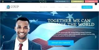 Political Website Templates Campaign Website Template Political Templates Free Capital