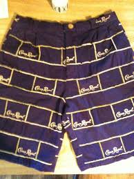 Best 25+ Crown royal bags ideas on Pinterest | Crown royal quilt ... & Mens shorts made from Crown Royal bags, Yes I made them. Adamdwight.com