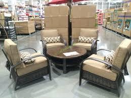 woodridge 5 piece patio seating set