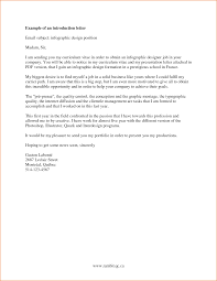 Introduction Business Email Template