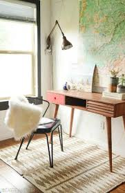 mid century modern home office. Mid Century Modern Home Office Ideas Inspirations