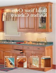 Design Your Own Kitchen Island Kitchen Build Your Own Kitchen Cabinets With Regard To Elegant