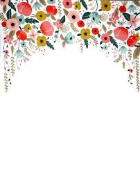 Floral Borders For Word Printable Floral Border Use The Border In Microsoft Word Or