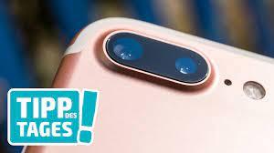 Portrait-Modus mit iPhone 7 Plus (und iPhone 7, 6s etc.) nutzen
