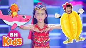 100 Bài Hát Cho Trẻ Mầm Non ♫ Nhạc Thiếu Nhi Vui Nhộn Bé Nghe và Hát Theo -  YouTube