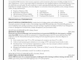 Executive Resume Sample Test Manager Sample Resume Luxury Hr Executive Resume Sample India 59