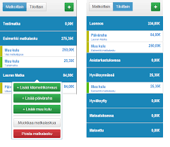 Travel Expense Reports In Mobile Netvisor Tukiportaali