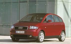 Audi A2 Designer Automotive Database Audi A2