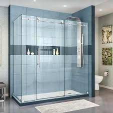 dreamline shower enclosure a large image of the polished stainless dreamline shower doors replacement parts