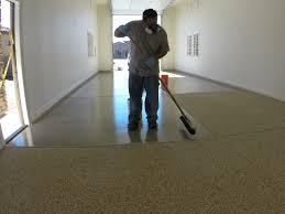 epoxy floor coating for your garage pros and cons. Phoenix Epoxy Garage Floor Coatings By Barefoot Surfaces Coating For Your Pros And Cons