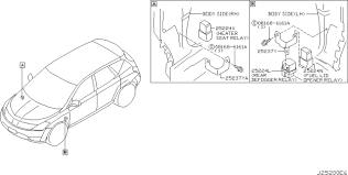 2006 Nissan Xterra Exhaust Diagram