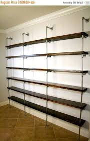 office shelving units. Industrial Shelving Unit - Office Furniture Urban Pipe Metal And Wood Shelf Units E