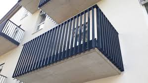 Denk Metallbau Aluminium Balkon Zaun Geländer Türgitter