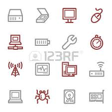 140 wireless mouse button vector stock illustrations cliparts and wireless mouse button vector computer components web icons set