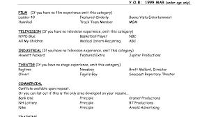Resume Free Resume Examples Noteworthy Free Cv Examples