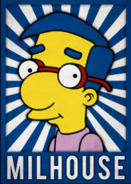 Pin by Michael Paradiso on TV Shows   Simpsons characters, Milhouse,  Simpsons art
