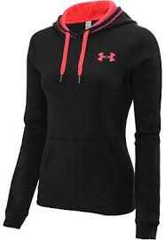 under armour zip up hoodie. under armour women\u0027s rival cotton pullover hoodie color: warm grey/neo pulse under armour zip up