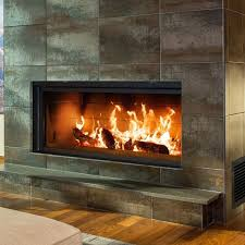 renaissance rumford l50 linear woodburning zero clearance fireplace