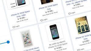 Find Iphone p DBA - kb og salg af nyt og brugt
