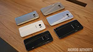 samsung galaxy s7 colors. samsung galaxy s7 color comparison 5 colors a