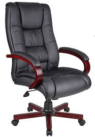 Digital Imagery On Executive High Back Office Chair 131 High Back